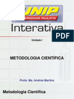 Metodologia Científica_Slides 1