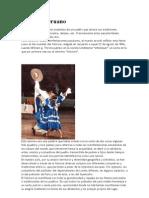 Folklore Peruano 3er Grado