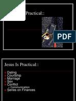Jesus is Practical Attraction
