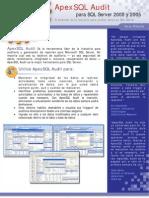 Apexsql Audit Datasheet