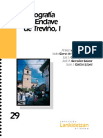 Etnografía del Enclave de Treviño