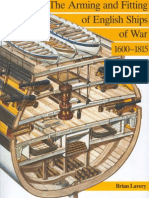 The Arming and Fitting of English Ship of War 1600-1815