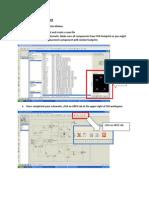 PCB Design using Proteus