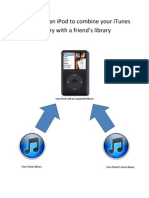 Combining Music Libraries Paper