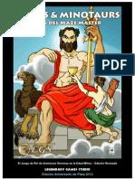 Mazes & Minotaurs Guia del Master