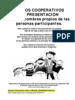 12 00 Juegos Cooperativos de Presentacic3b3n