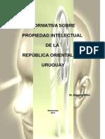 Edgardo Ettlin - Normativa Sobre Propiedad Intelectual en Uruguay