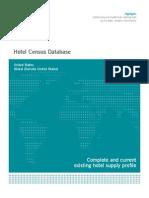 Hotel census