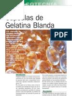capsulas de gelatina blanda