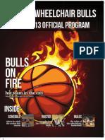 2012 - 2013 Full Program