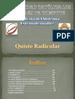 Quiste Radicular[1]