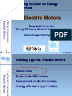 Electrical Motors Ppt