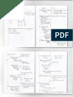 Observer Notes