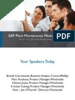 Winshuttle Plant+Maintenance+Webinar+Presentation