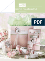 Stampin Up Spanish Catalog!