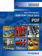 MOTORTECH ignition coils