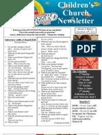 Newsletter 12-16-12