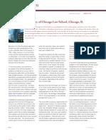 University of Chicago Law School, Chicago, IL