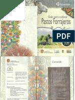GUÍA DE SIEMBRA DE PASTOS FORRAJEROS