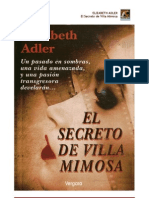 Elizabeth Adler - El Secreto de Villa Mimosa