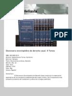 Diccionario de Derecho Usual