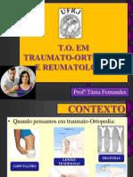 Aula 1 Introdutoria Traumato- Ortopedia