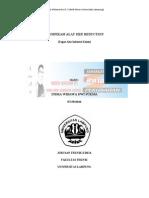 Spesifikasi Alat Size Reduction Indra Wibawa Tkim Unila