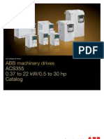 Abb Acs355 Catalog