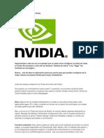 Placas Nvidia