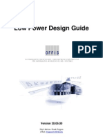low power design techniues