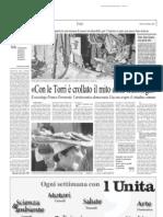 Franco Ferrarotti - 11 Settembre 2001