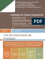Medida de Independ+¬ncia Funcional ÔÇô MIF