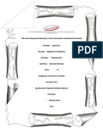 Proyectos de Redes Informe Final Ing.sistemas Adderlyn Valverde