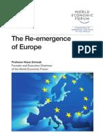 WEF KSC Re-EmergenceEurope 2012