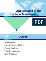 Chap 16 Applications of the Laplace Transform