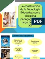 Equipo 1. La construcción de la TE como disciplina pedagógica