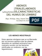 Clase 8 ABONOS ORGANICOS,analisis quimico,comercialización ronald