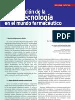 nanotecnologia farmaceutica