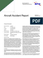 rapport crash