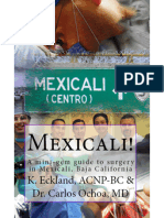 Mexicali! a mini-gem guide to surgery in Baja, California