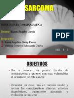 Osteosarcoma Vanessa