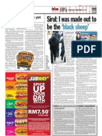 TheSun 2009-02-05 Page06 Sirul I Was Made Out to Be the Black Sheep