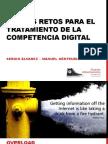 Nuevos retos para el tratamiento de la competencia digital