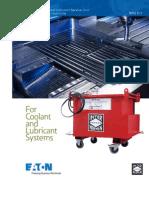 Eaton Internormen Mobile Coolant and Lubricant Service Unit