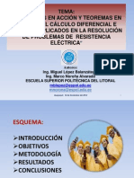 PRESENTACION CONCEPTOS EN ACCION Y TEOREMAS EN ACCION RESISTENCIA ELECTRICA FINAL.pptx