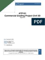 Civil 3D Commercial Grading Segment 3