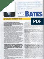Ken Bates Programme Notes Leeds United Vs Ipswich Town 15.12.12  P1