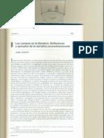 Vandor, Los Campos en La Literatura