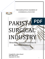 Surgical Industry