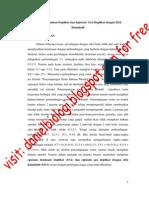 Epistasis Dominan Duplikat Dan Epistasis Gen Duplikat Dengan Efek Kumulatif